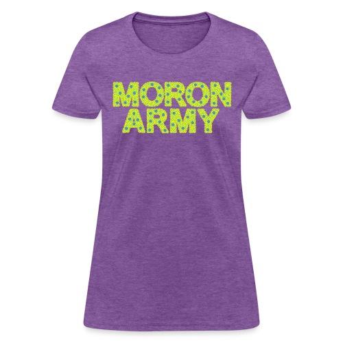 tshirt typefaceadjusted - Women's T-Shirt