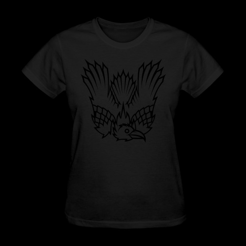 Heretic Hoard Raven - Women's T-Shirt