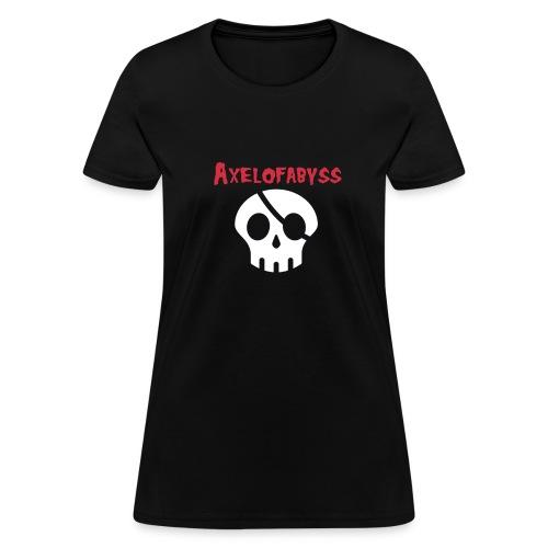 Skull pirate - Women's T-Shirt