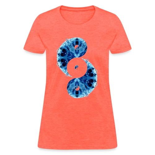 Sunsea blue - Women's T-Shirt