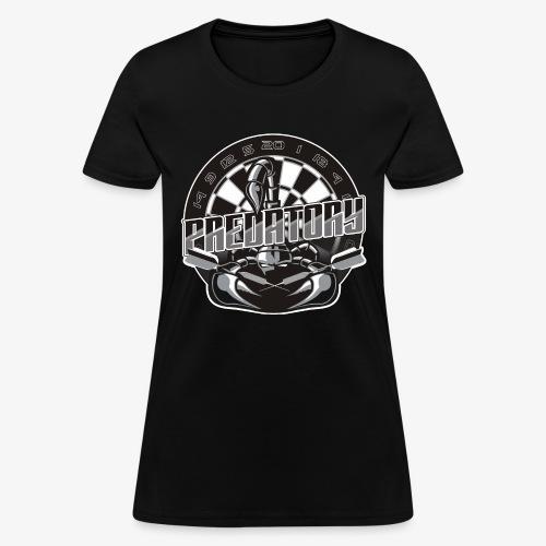 Predatory Darts Shirt - Women's T-Shirt
