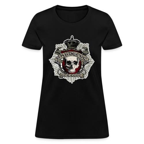hardcore college - Women's T-Shirt