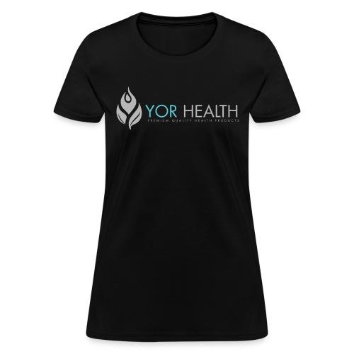 YOR Health png - Women's T-Shirt