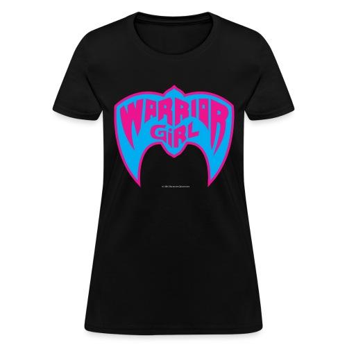 Warrior Girl - Women's T-Shirt