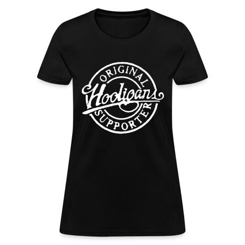 original hooligan supporter - Women's T-Shirt