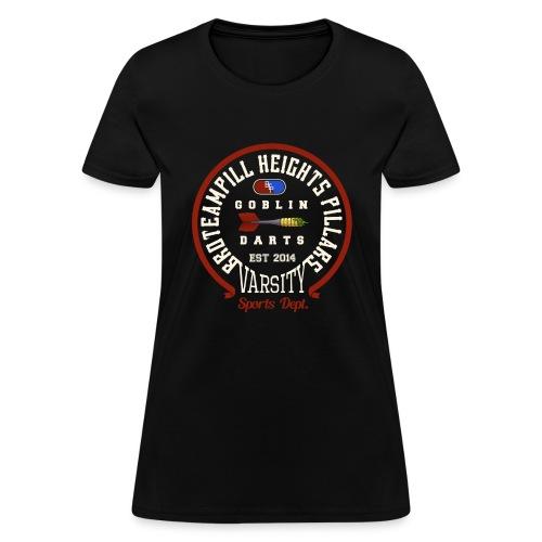 TheGoblinDartsShirt - Women's T-Shirt