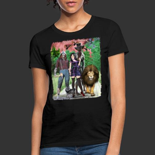 Ghastly Wicked Tales Vampire Dorothy The Damned - Women's T-Shirt