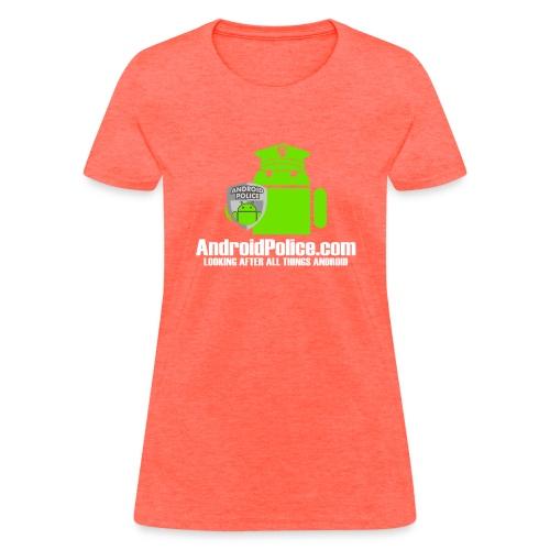 w jack Design 2 black - Women's T-Shirt