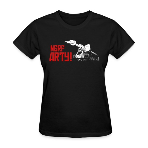 Nerf Arty - Women's T-Shirt