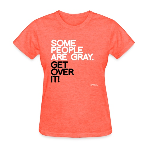 SomePeople Shirt Trans png - Women's T-Shirt