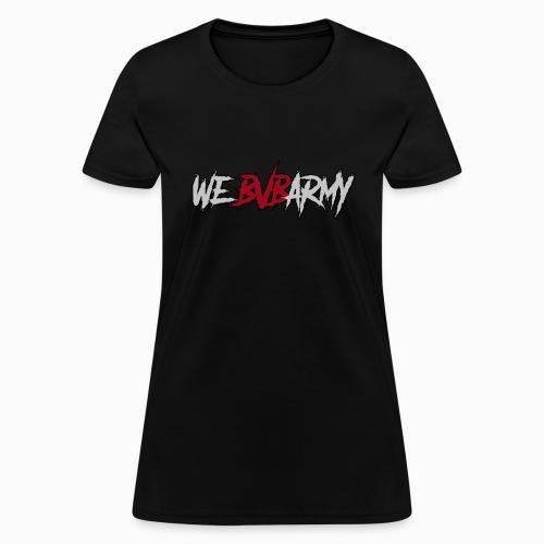 BLACK VEIL BRIDES ARMY - Women's T-Shirt