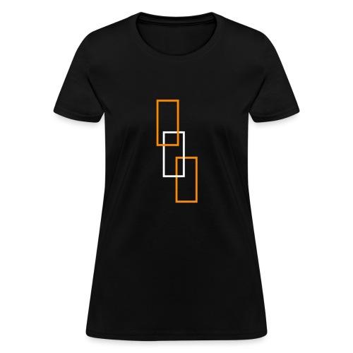 Logo Shapes - Women's T-Shirt