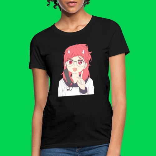 Mei is a little confused - Women's T-Shirt