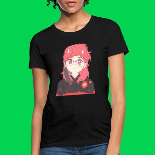 Mei does an OwO - Women's T-Shirt