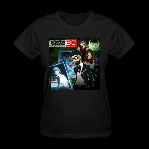 RPGBC Year One Cover Art - Women's T-Shirt