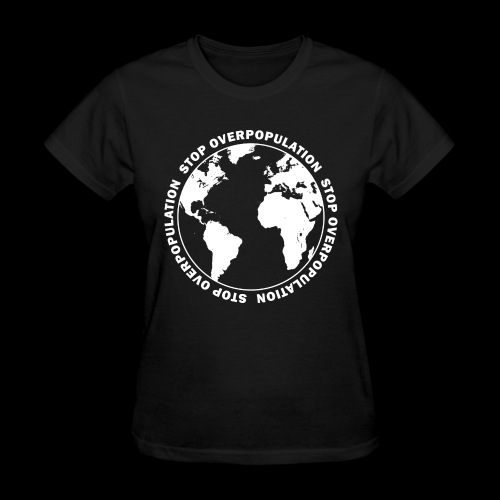 Stop Overpopulation - Women's T-Shirt