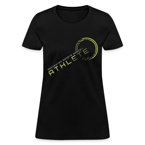 Rochester Sports Garden Athlete Green - Women's T-Shirt