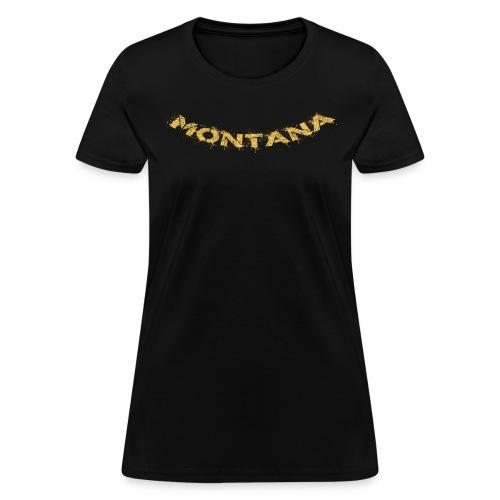 Montana Gold - Women's T-Shirt
