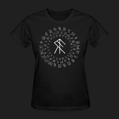 Runed Age - Women's T-Shirt
