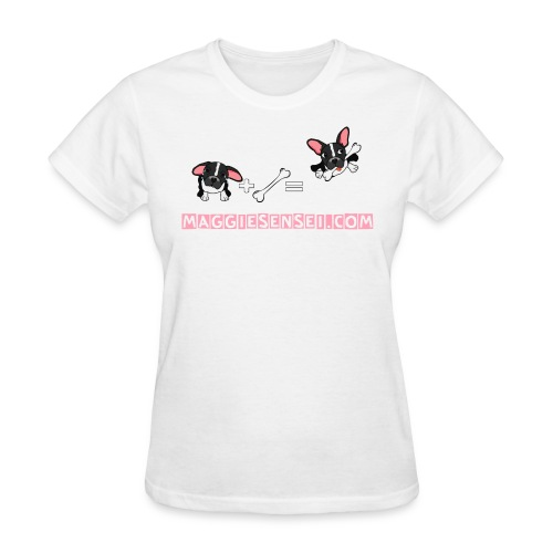 dog red 2 - Women's T-Shirt