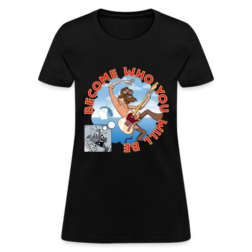 jccc4 front - Women's T-Shirt