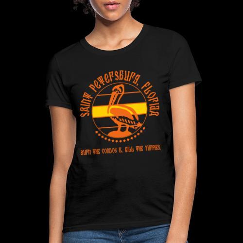 saint pete shirt2 - Women's T-Shirt
