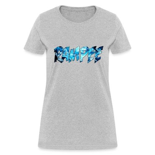 Blue Ice - Women's T-Shirt