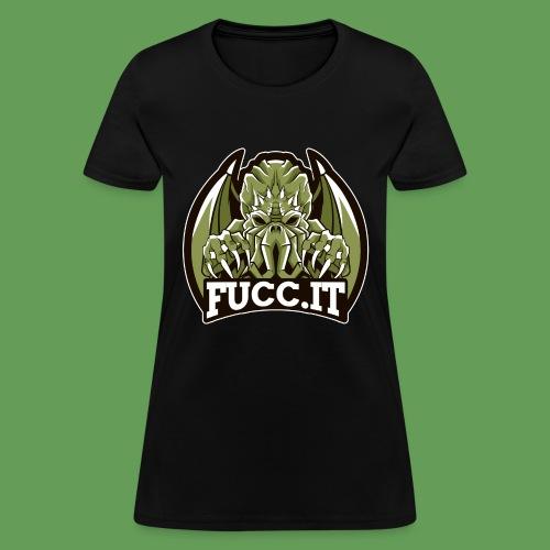 FUCC.IT - Cthulhu - Women's T-Shirt