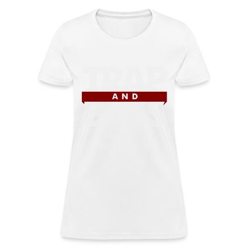 White TNB PNG - Women's T-Shirt