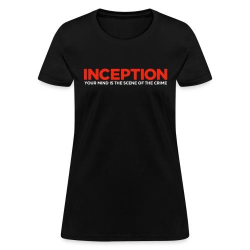 inceptionp4ymitsotc - Women's T-Shirt