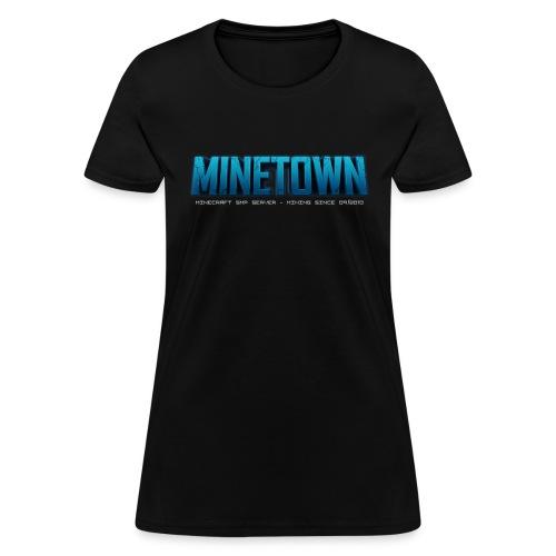 MT Logo - Women's T-Shirt