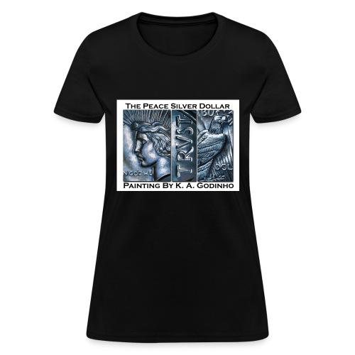 118 shirt peace ka copy - Women's T-Shirt