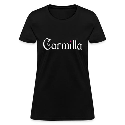 Carmilla Logo - Women's T-Shirt