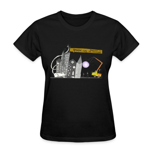 groovus - Women's T-Shirt