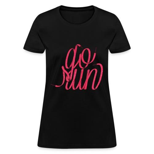 gorunpink png - Women's T-Shirt