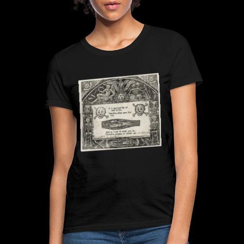 Memento Mori - Women's T-Shirt