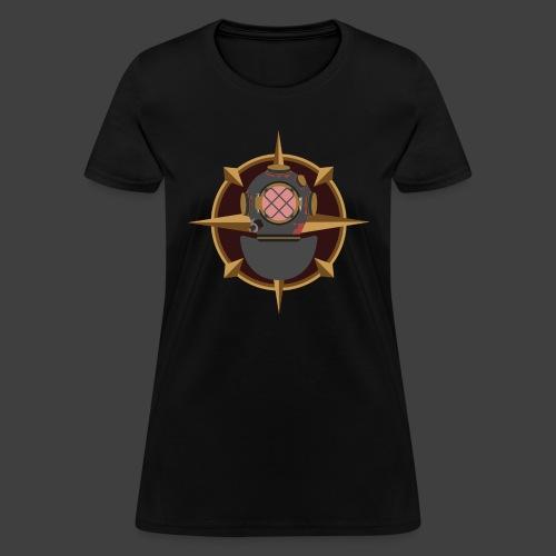 Bloody Depths - Women's T-Shirt