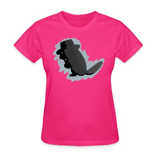 beaver png - Women's T-Shirt