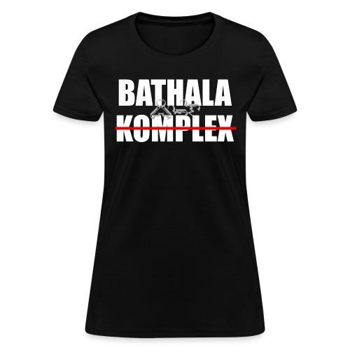 bathala komplex01 - Women's T-Shirt
