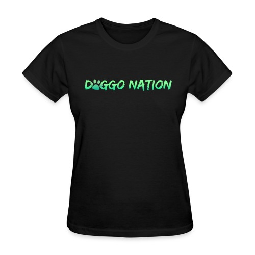 DoggoNation Logo - Women's T-Shirt
