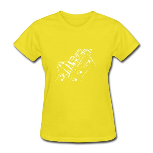 Saxophone - Women's T-Shirt
