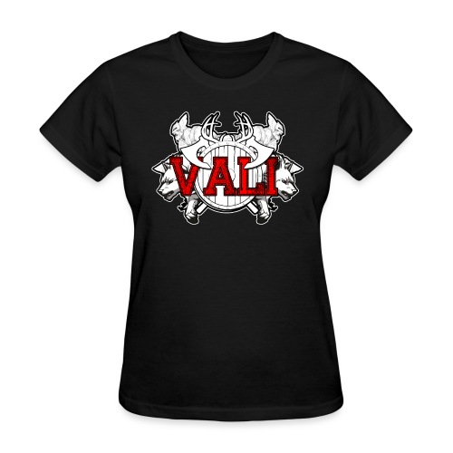 Vali Logo 2 - Women's T-Shirt