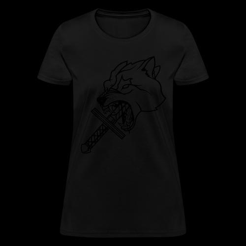 Heretic Hoard Wolf - Women's T-Shirt