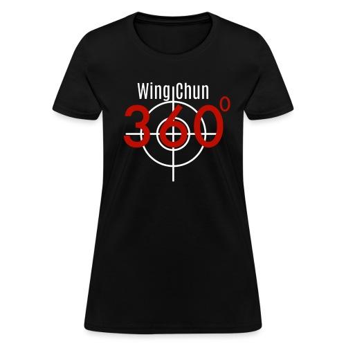 Wing Chun 360 shirt png - Women's T-Shirt