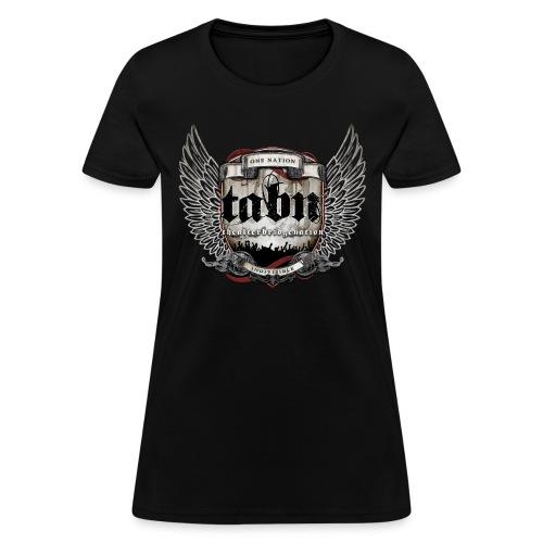 TABNshirt png - Women's T-Shirt
