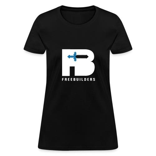 Freebuilders Distinct - Women's T-Shirt