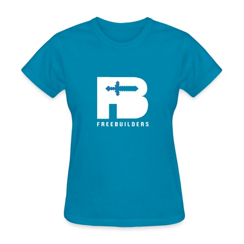 Freebuilders Distinct - Women's T-Shirt