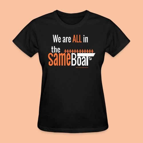 We are ALL in - Women's T-Shirt