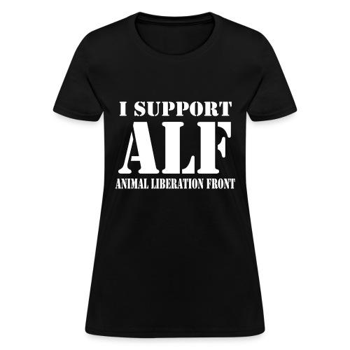 support alf - Women's T-Shirt