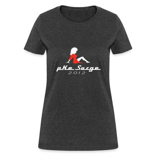 ps12 white design - Women's T-Shirt